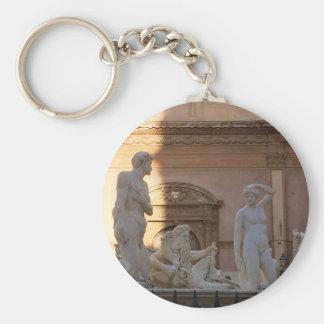 pretoria Piazza della Vergogna Keychain