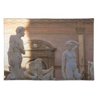 pretoria Piazza della Vergogna Placemat