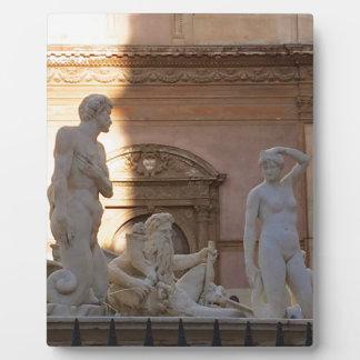 pretoria Piazza della Vergogna Plaque