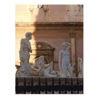 pretoria Piazza della Vergogna Postcard