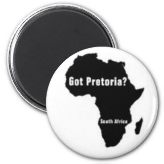 Pretoria South Africa T-Shirt And etc Magnet