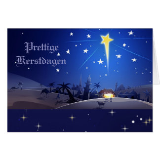 Prettige kerstdagen dutch christmas gifts prettige kerstdagen dutch christmas card m4hsunfo