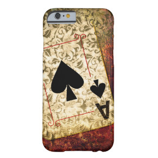 Pretty Ace of Spades Design Phone Case