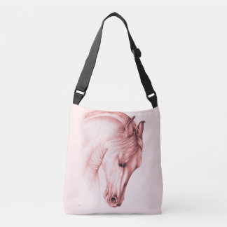 Pretty Andalusian Horse Crossbody Bag