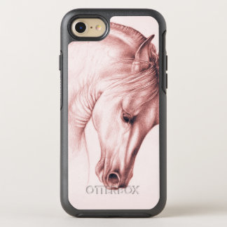 Pretty Andalusian Horse OtterBox Symmetry iPhone 8/7 Case