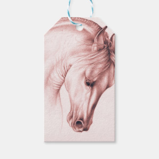 Pretty Andalusian Horse Pack Of Gift Tags