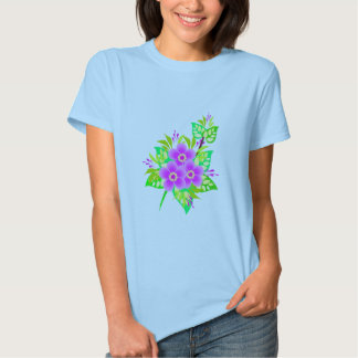 Pretty As A Flower Tshirts