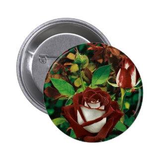 Pretty as a rose pin