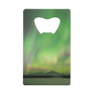 Pretty Aurora Credit Card Bottle Opener
