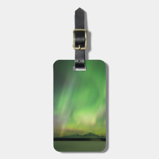 Pretty Aurora Luggage Tag