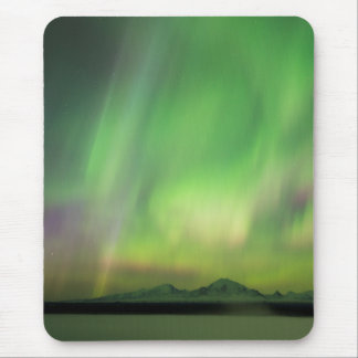 Pretty Aurora Mouse Pad