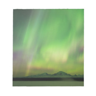 Pretty Aurora Notepad
