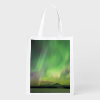 Pretty Aurora Reusable Grocery Bag