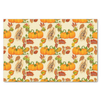 Pretty Autumn Tissue Paper