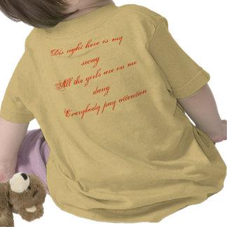 Pretty Baby Swag T Shirts