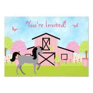 Horse Birthday Invitations Announcements Zazzle Canada