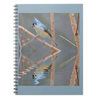 Pretty Bird Reflections Notebooks