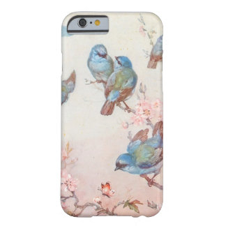 Pretty Birds Barely There iPhone 6 Case