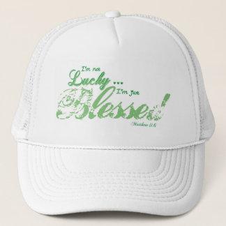 Pretty Blessed Trucker Hat