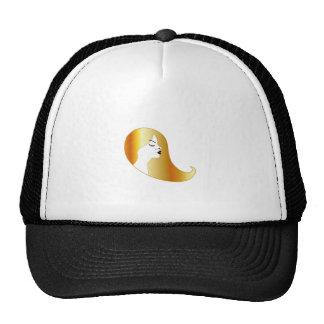 Pretty blonde trucker hat