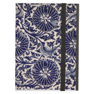 Pretty Blue Design iPad Air Cover