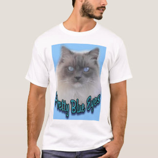 Pretty blue eyes T-Shirt