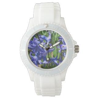Pretty Blue Hyacinth Garden Flower Watch