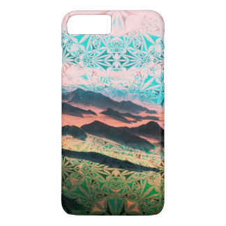 Pretty Bohemian Mountain Wilderness iPhone 8 Plus/7 Plus Case