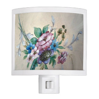 "Pretty ""Bouquet of Flowers"" Night Light"