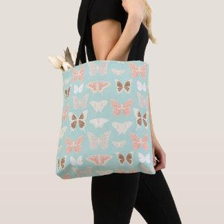 Pretty Butterflies Pattern Tote Bag