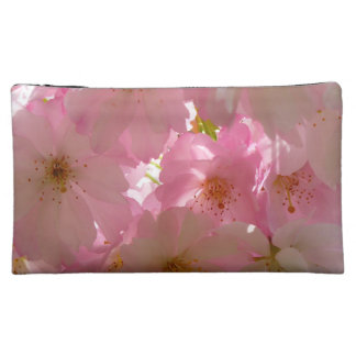 Pretty Cherry Flowers Cosmetic Bags