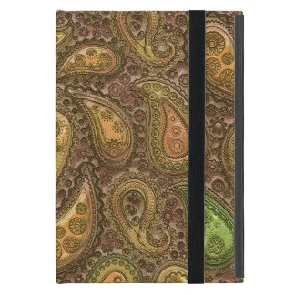 Pretty Chic Colorful Retro Paisley Floral Pattern Cases For iPad Mini