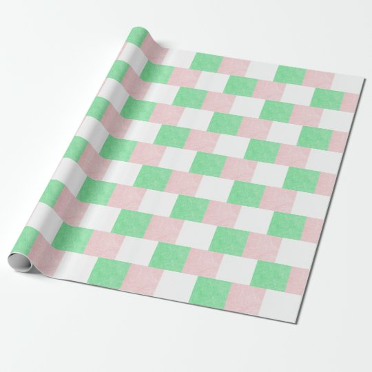 Pretty Christmas Colours Gift Wrap