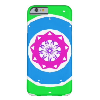 Pretty Colored Kaleidoscope iPhone 6/6s Barely There iPhone 6 Case