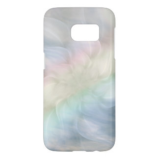 Pretty Cool Pastel Rainbow Mandala design Samsung Galaxy S7 Case