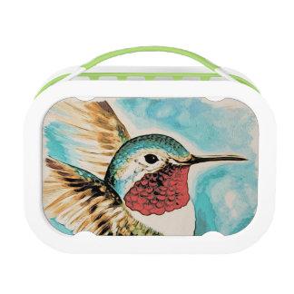 Pretty Costa's Hummingbird Lunchboxes