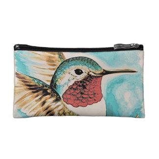 Pretty Costa's Hummingbird Makeup Bag