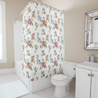 Pretty Cottage Chic Shabby Floral