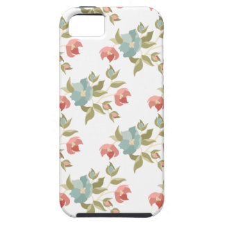 Pretty Cottage Floral iPhone 5 Case