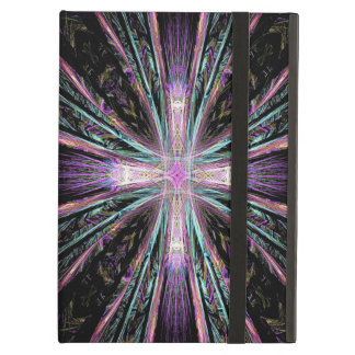 Pretty Cross AbstractPowis Icase Cover For iPad Air