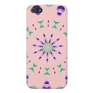 Pretty Dainty Abstract Art iPhone 5 Cases
