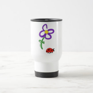 Pretty Day Travel Mug