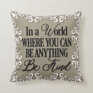 Pretty Decorative Pillow . In a World