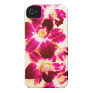 Pretty Delicate Pink Flowers iPhone 4 Case-Mate Case