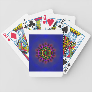 Pretty designs bicycle playing cards
