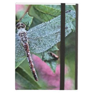 Pretty dragonfly ipad folio case