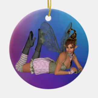 Pretty Fairy Ornament