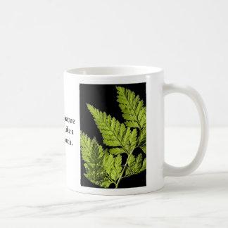 Pretty Fern Mug