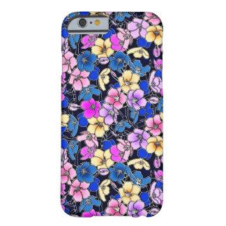 Pretty floral pattern case