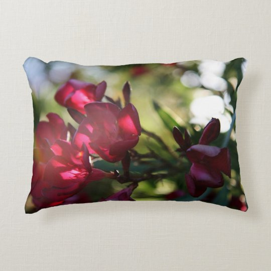 Pretty Flower Blossom Pillow